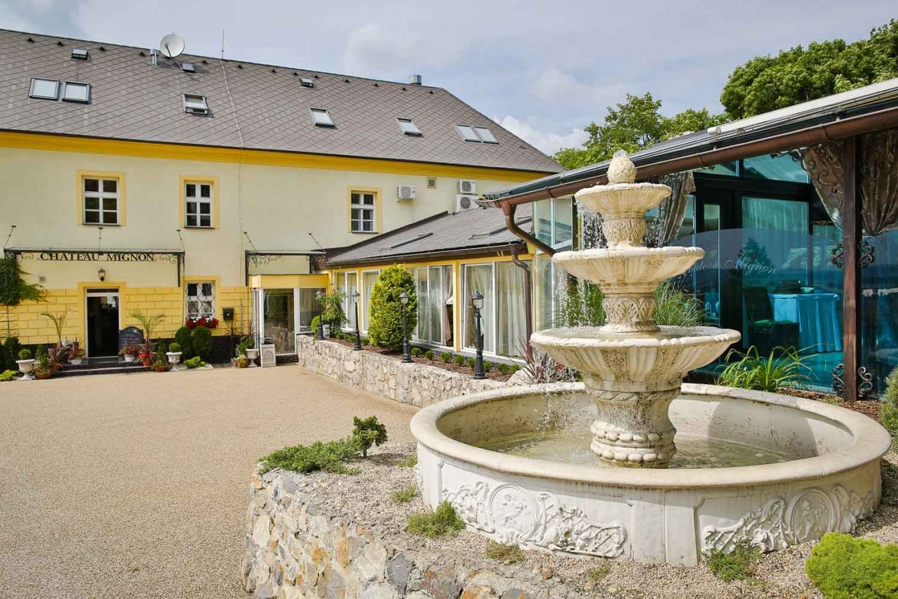 Historische Hotels in der Slowakei