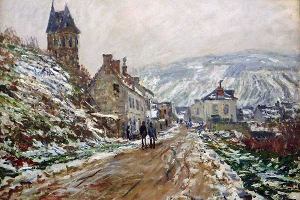 Claude Monet in der Albertina